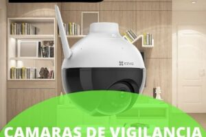 Mejores cámaras de vigilancia Ezviz