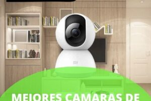 Mejores cámaras de vigilancia 360 grados
