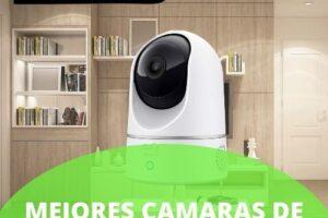 Mejores cámaras de vigilancia con audio