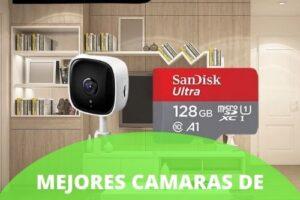 Mejores cámaras de vigilancia con grabación interna