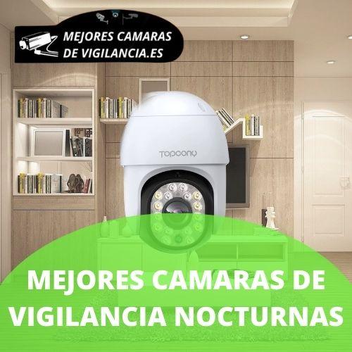 cámaras vigilancia nocturnas