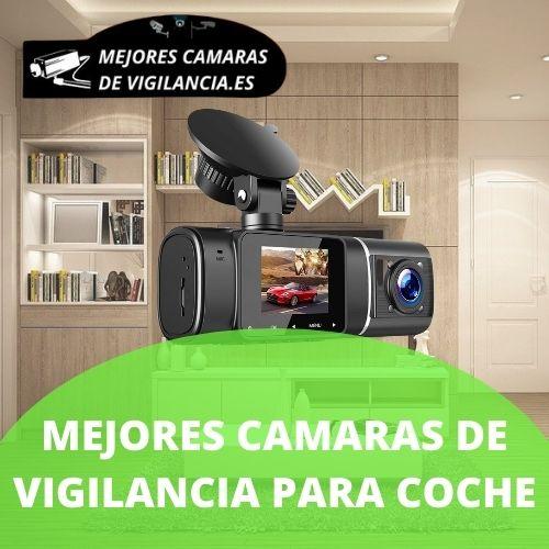 cámaras de vigilancia coche